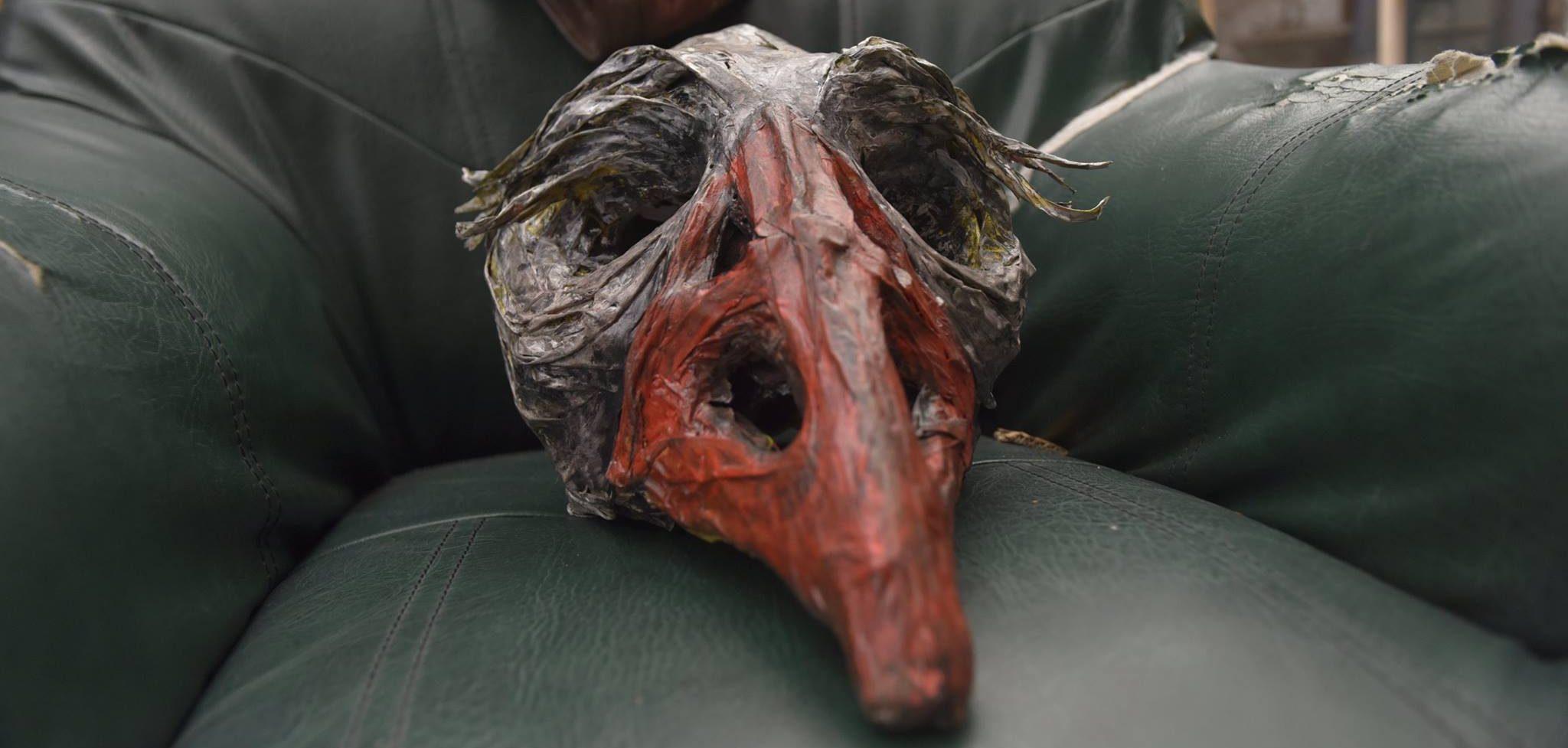 Masque pour le théâtre Scéno