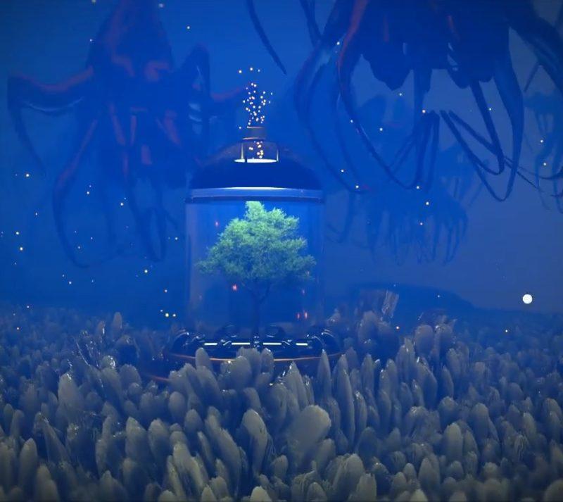 Underwater – 2020